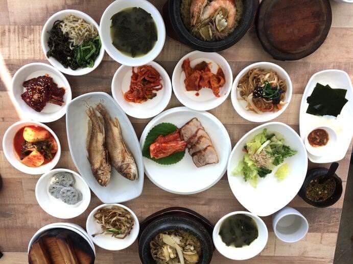 釜山鮑魚飯