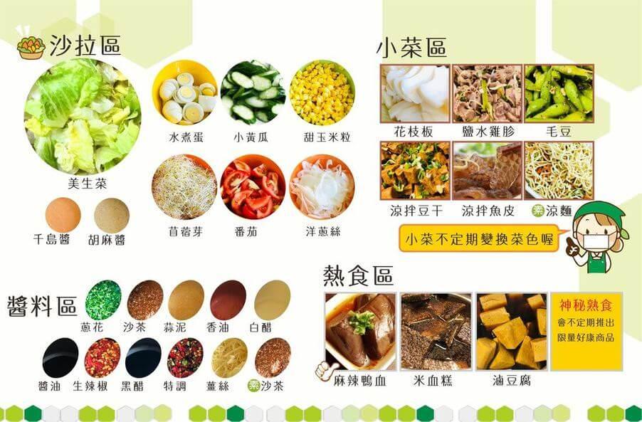 大喜鍋菜單
