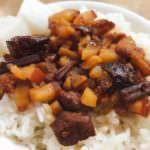 卡滋爾鬼頭刀滷肉飯