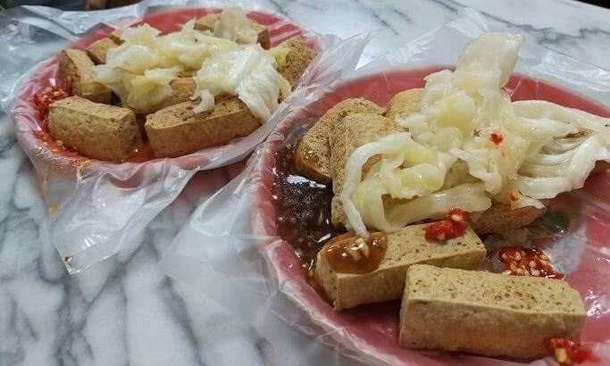 三峽臭豆腐