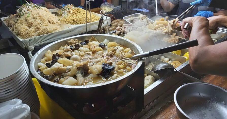 斗南夜市美食