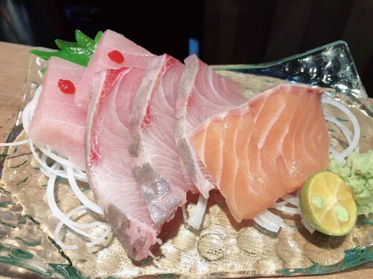 季節生魚片