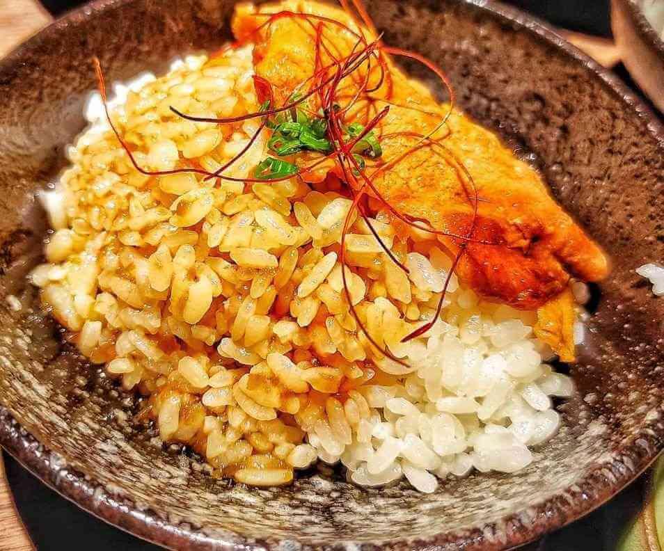 日式甘薑豚飯